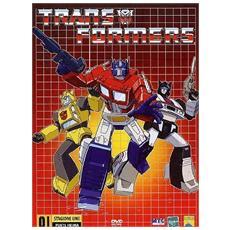 Dvd Transformers #01 - Stagione 01 #01
