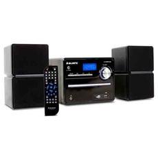 Sistema Micro Hi-Fi AH-2336 Lettore CD Supporto MP3 / WMA Radio FM ingresso AUX