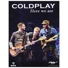 Dvd Coldplay