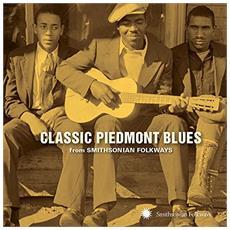Various - Classic Piedmont Blues