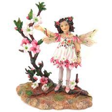 statuetta 'fairy dreams' fioritura - [ j7593]