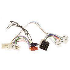 ISO2CAR Mute-Adapter Nissan Xtrail 2003 cavo di interfaccia e adattatore