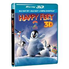 Brd Happy Feet 2 (2d+3. D) (2 Brd)