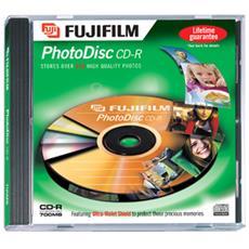 PHOTO CD-R 700MB 52X JCASE 1 80 minuti