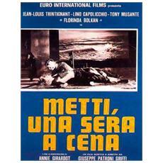 Dvd Metti, Una Sera A Cena