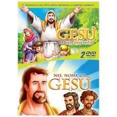 Gesu' - Un Regno Senza Confini / Nel Nome Di Gesu' (2 Dvd)