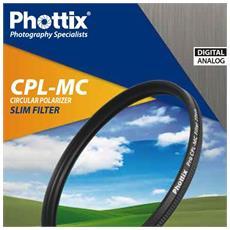 Filtro CPL-MC Polarizzatore Circolare Multi-Coated Slim Filter 58mm