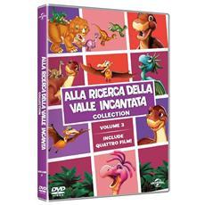 Alla Ricerca Della Valle Incantata Collection #03 - Film 10-13 (4 Dvd)