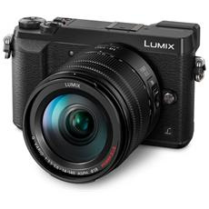 Lumix DMC-GX80 Kit 14-140 mm / F3.5-5.6 Stabilizzato 16Mpx Video UHD 4K Wi-Fi PostFocus