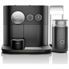XN6018 Expert&Milk Macchina Caffè Nespresso con Cappuccinatore Pressione 19 Bar Colore Nero