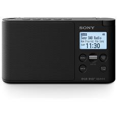 Radio Portatile XDR-S41D DAB+ / FM Colore Nero