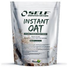 Instant Oat 4x1kg= 4kg Farina D'avena Naturale 100% Vegan