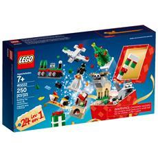 40222 - Grande Costruzione Di Natale