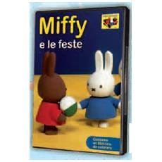 DVD MIFFY #05-MIFFY E LE FESTE (es. IVA)