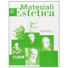 Materiali di estetica. Vol. 15: Le estetiche di Milano.