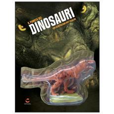 Il pianeta dei dinosauri. Ediz. illustrata. Con gadget