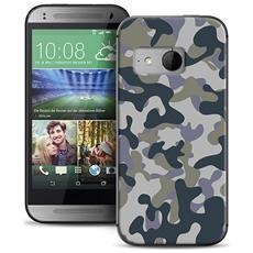 Tpu Cover Htc One Mini 2 W / screen Protector ''army''