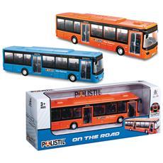 Bus Scala 1:60 Colori assortiti