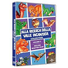 Alla Ricerca Della Valle Incantata Collection #02 - Film 6-9 (4 Dvd)