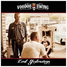 "Voodoo Swing - Lost Yesterdays / My Rockabilly Martian Gal (7"")"