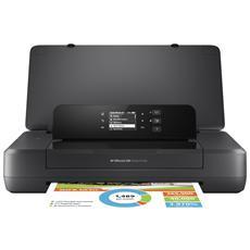 Stampante OfficeJet 200 Mobile Inkjet a Colori A4 10 ppm (B / N) 7ppm (a Colori) Wi-Fi USB 2.0
