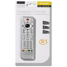 UR 12 N, Argento, Projector, TV, Set-top box TV, Pulsanti