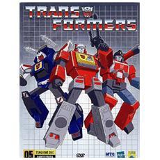 Dvd Transformers #05 - Stagione 02 #03
