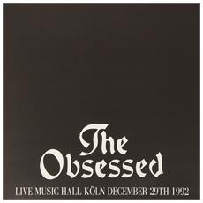 Obsessed (The) - Live Music Hall Koln December 29th 1992