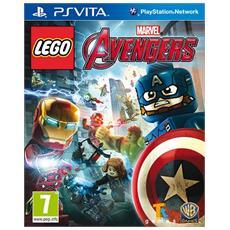 PSVITA - LEGO Marvel's Avengers