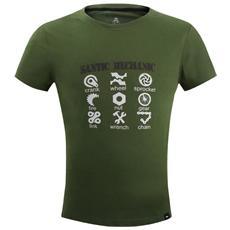 Maglietta Per Ciclismo, Maglietta Da Ciclismo, Maglietta Per Gli Esercizi Ciclistici - Da Uomo - Khaki - M