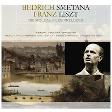 Smetana / liszt - Die Moldau / preludes