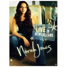 Dvd Jones Norah - Live In New Orleans