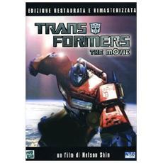 Dvd Transformers - The Movie