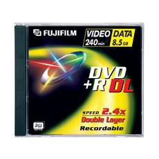 Dvd+r Double Layer 8 5gb Box 10pz