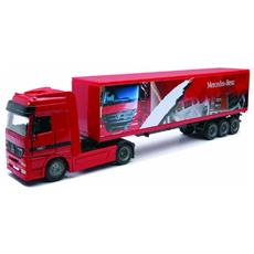 DieCast 1:43 Camion Mercedes Benz Actros 40 Container 15113IA