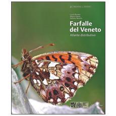 Farfalle del Veneto. Atlante distributivo. Ediz. italiana e inglese
