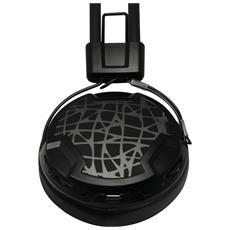 P604 Wireless Padiglione auricolare Stereofonico Bluetooth Nero auricolare per telefono cellulare