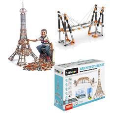 Set Costruzioni Architettura Torre Eiffel E Ponte Di Sydney 02472