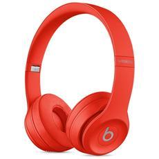 Cuffie Beats Solo 3 Wireless Colore Rosso