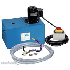 Kit Set Refrigerazione Lubrificazione Utensile Macchine Tornio Fresa Fervi P018