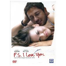 Dvd P. S. I Love You (2007)