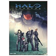 Dvd Halo - Legends