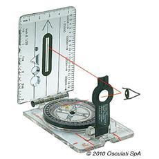 Bussola da rilevamento CD703L