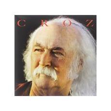 "David Crosby - Croz (10"" Single Red Colored)"