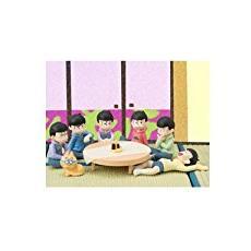 Osomatsu San Palmate Mini Figures 6 Pack We Are Family! 6 Cm