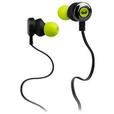 Clarity Hd High Definition In-ear Neon Green