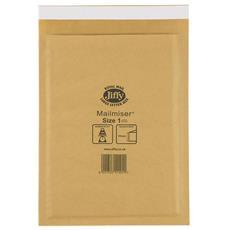 Mailmiser Busta Da Lettere Imbottita (misura 1) (dorato)
