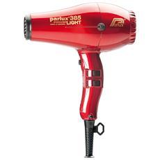 385 Asciugacapelli Powerlight Ionic & Ceramic Colore Rosso