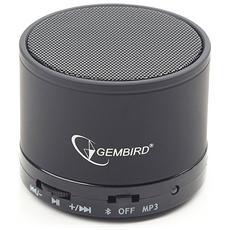 Speaker Wireless Bluetooth SPK-BT-03 Colore Nero