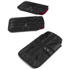 MISPLUJ Custodia a sacchetto Nero custodia per cellulare